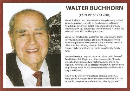 Walter Buchhorn